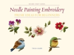 New Book Needle Painting Embroidery