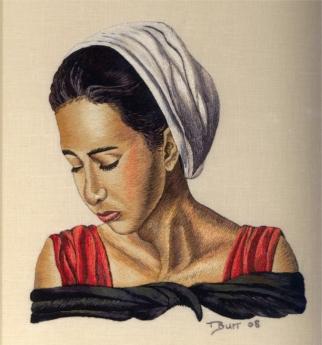 Portrait Of Elise