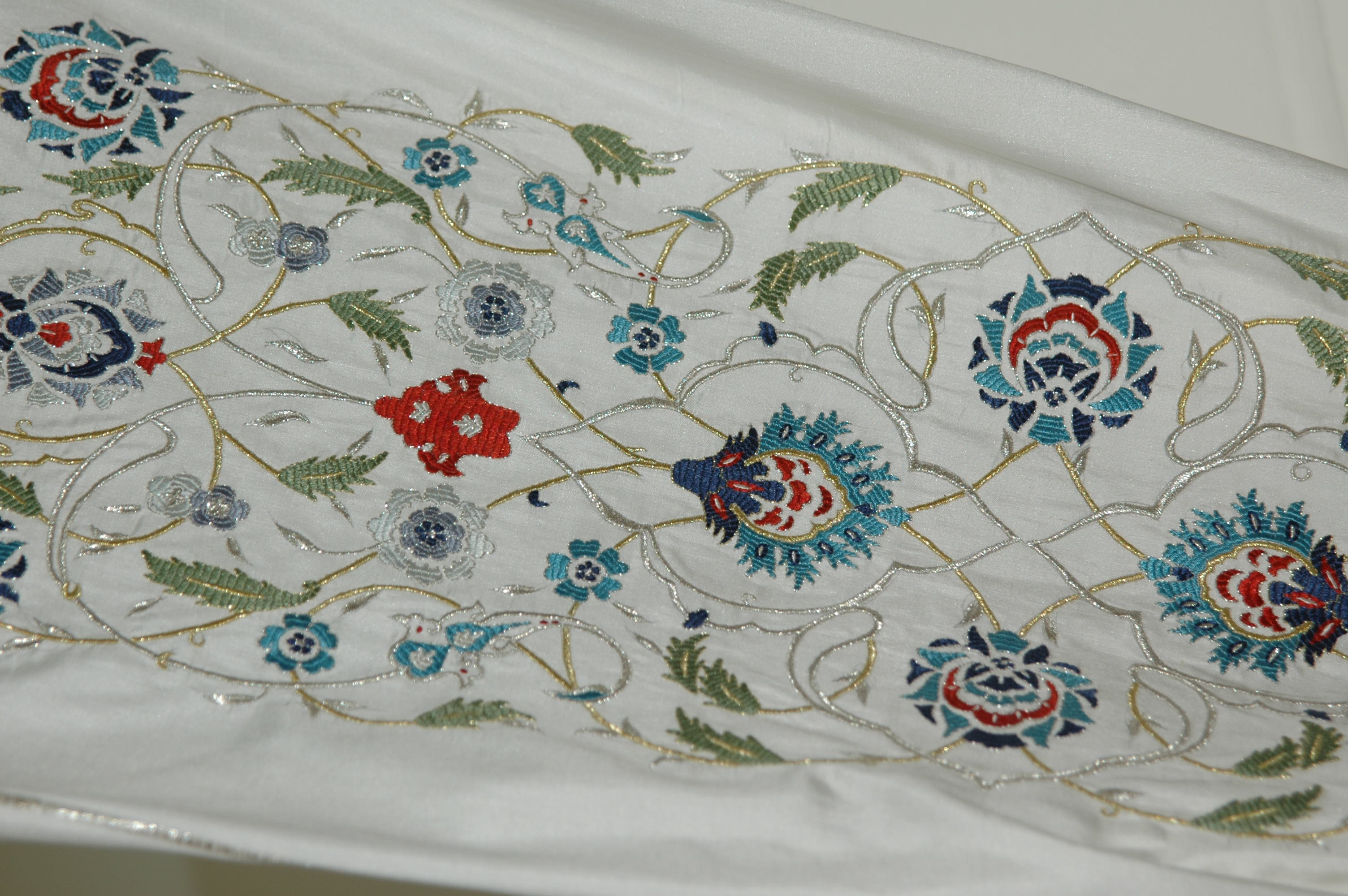 Tribute To Turkish Embroidery Trish Burr Embroidery