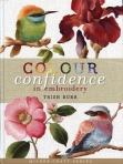 Colour Confidence In Embroidery Available Here