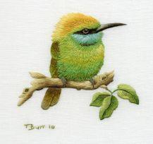 Little green eater