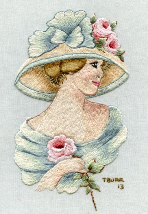 lady 3