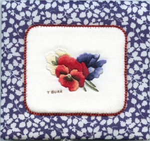 front cover of needle case