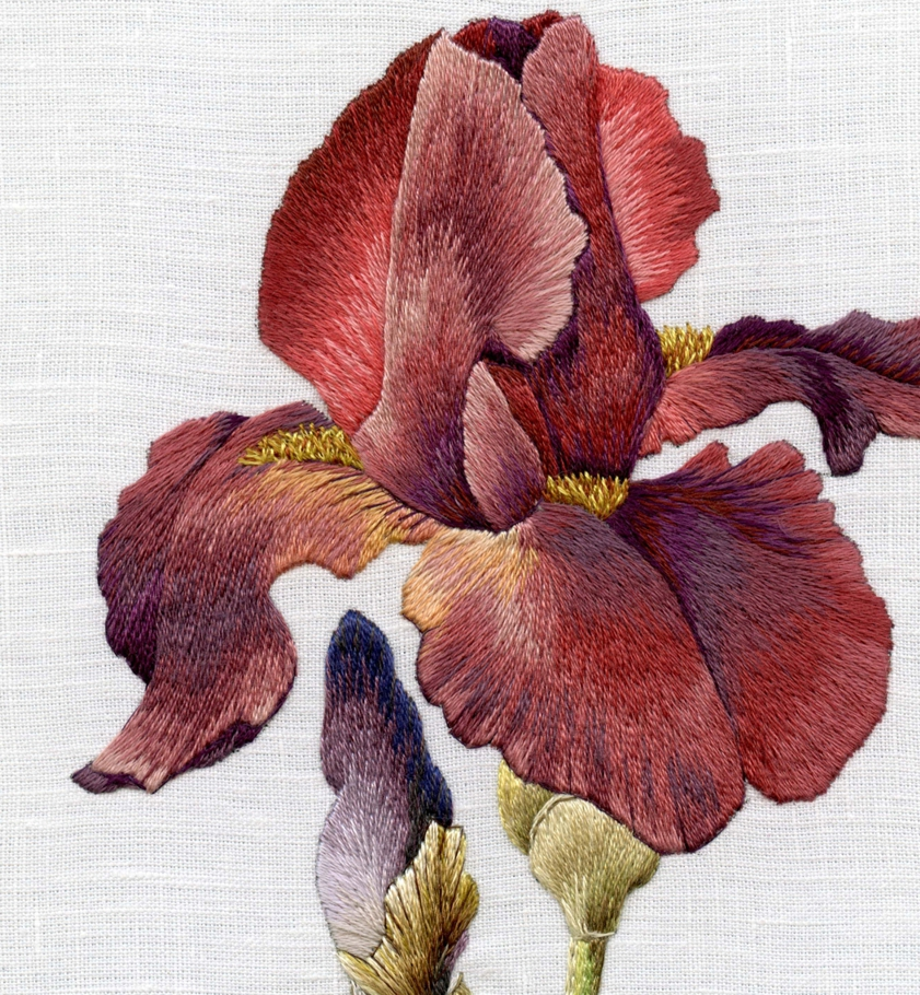 Portfolio Trish Burr Embroidery
