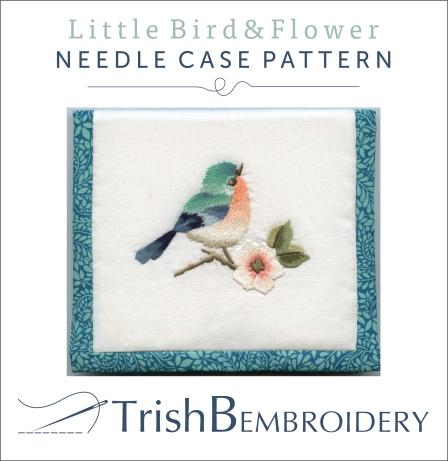 needle case pattern