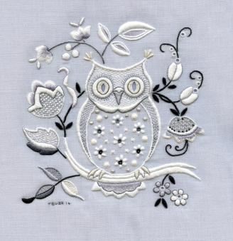 moonlit owl 2