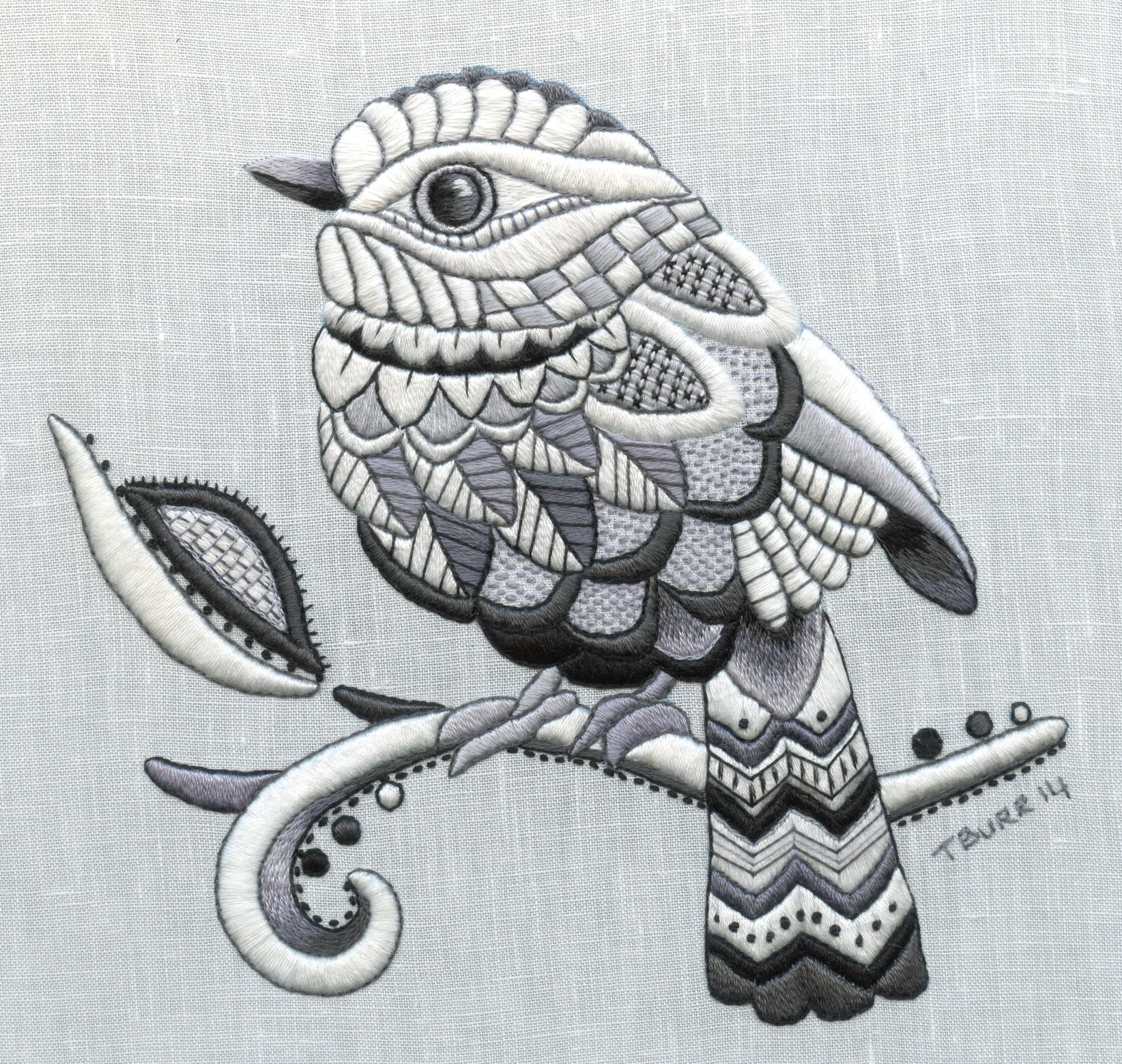 « trish burr embroidery