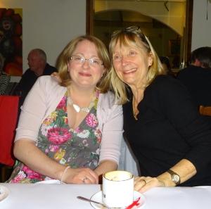Jenny AIden Christie & Lesley Turpin Delport