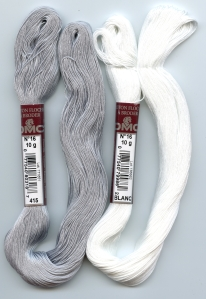 DMC Cotton Floche