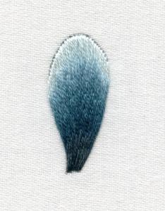 Menu basic long and short stitch