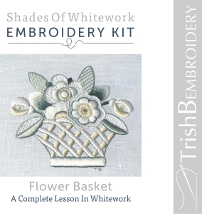 Flower basket kit