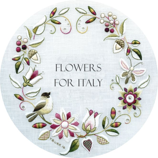 Flower for Italy