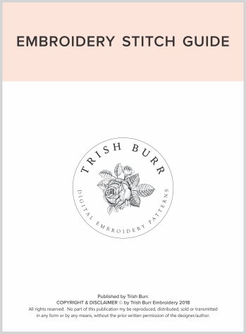 Embroidery Stitch Guide 20181