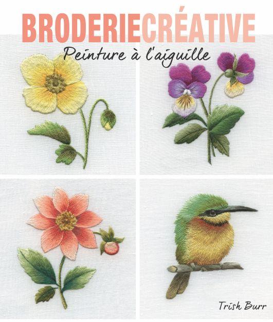 needlepainting book french