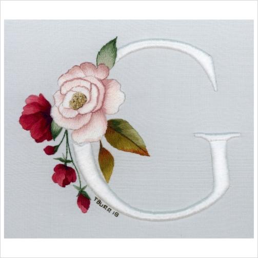floral alphabet 4